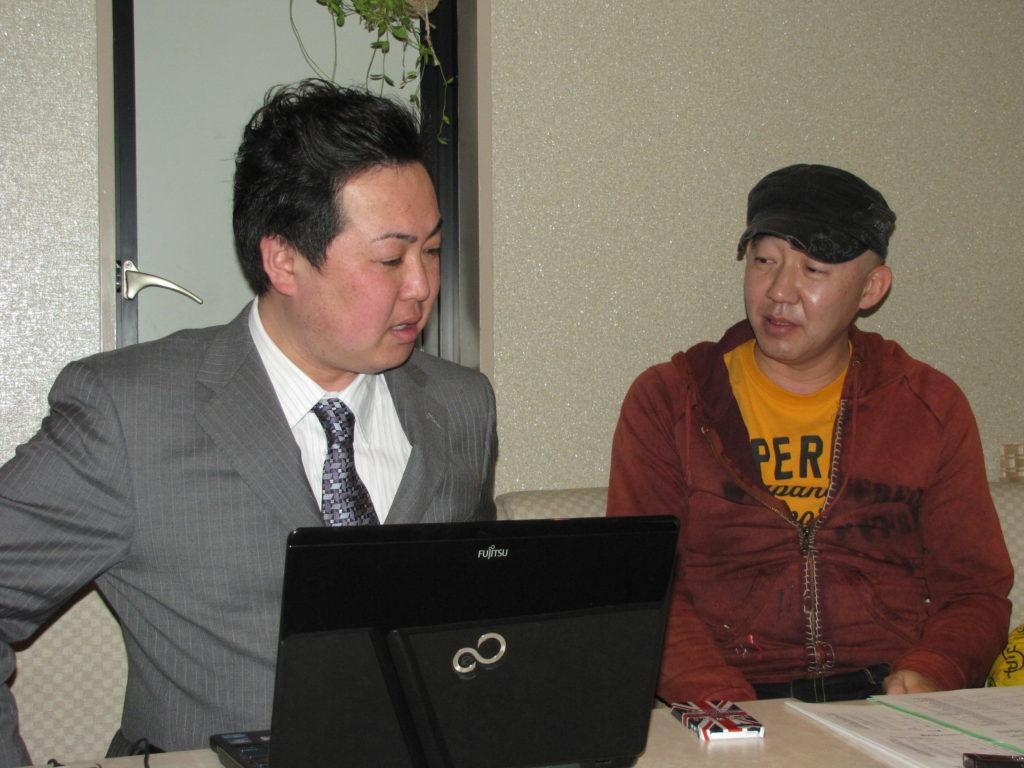 棟広良隆氏はベイビーローズ'13はパワー型であると話す