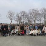 北海道調教見学ツアーの一番人気はエンジェルリードでした。